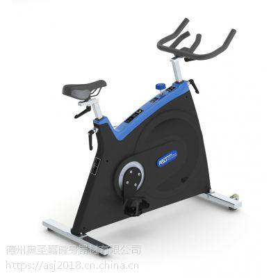 健身房商用家用多功距离能磁控健身动感单车