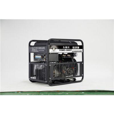 300A柴油自发电电焊机耗油低