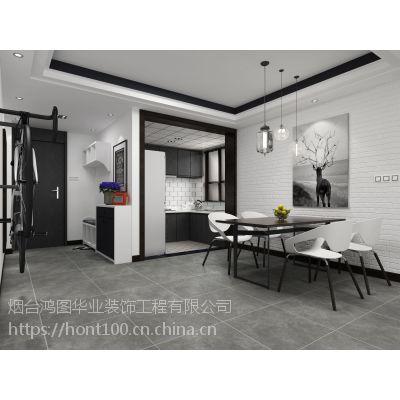 烟台祥隆万象城—简约后现代风格装修效果图鉴赏