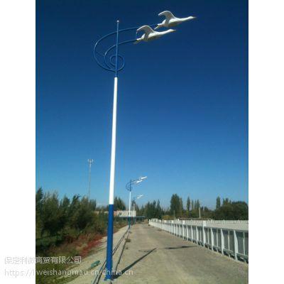 河北利微灯杆厂家供应灯柱 灯杆