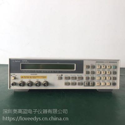 成色好安捷伦电桥4263B 低价租售Agilent 4263B LCR表测试仪