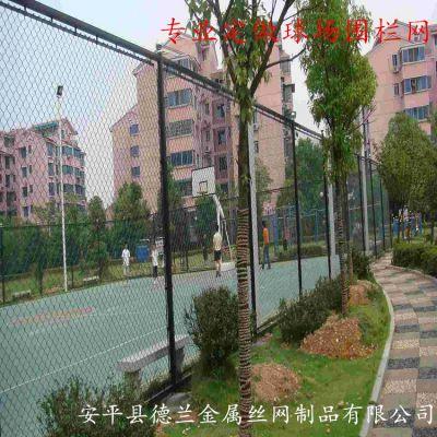 学校4米高篮球场围网多少钱一平米?