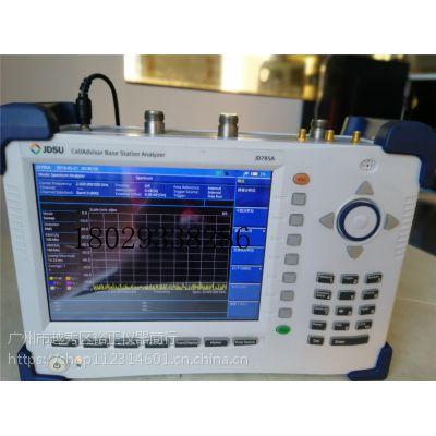 美国JDSU的JD785A 网络分析仪测试 5G 基站测试仪