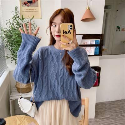 便宜秋季女装毛衣韩版时尚女士针织衫库存尾货杂款羊毛衫批发针织开衫外套