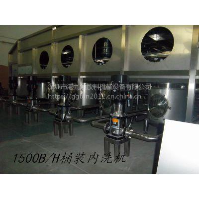 供应常压山泉水灌装机 三五加仑灌装生产线 液体灌装机 自动灌装机