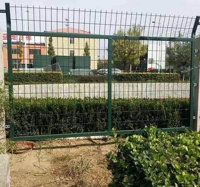 广州防护围墙护栏现货 清远边框隔离栏杆 铁路防护围栏价格
