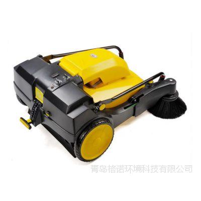 工业车间用手推式电动清扫车cjs70-1