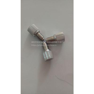 供应压铆螺丝 松不脱螺钉 面板电子紧固件 松不脱弹簧螺钉PF09-M3