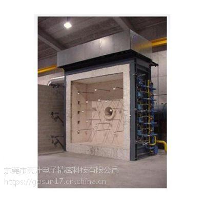 供应德尔塔仪器电梯层门耐火测试炉