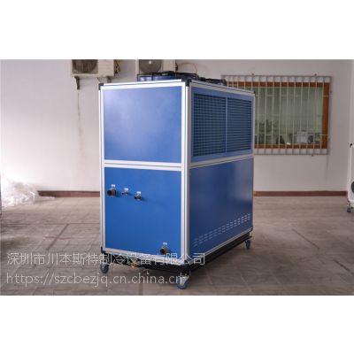 川本牌CBE-28DALC密闭式低温冷水机,***低可达零下20℃