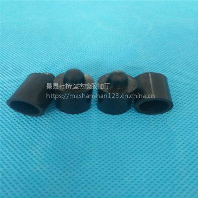 专业生产橡胶帽 胶套 橡胶防水防尘帽 支持各种橡胶制品开发定制