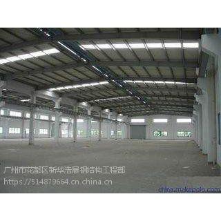 全广州专业搭棚 搭铁棚 搭建阁楼 钢结构厂房工程