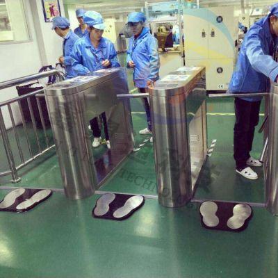 静电防护三辊闸门禁系统、防静摆闸厂家、鑫翼通静电闸机