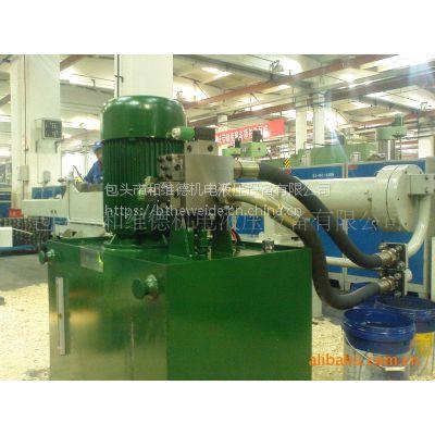 内蒙古包头液压工程机械——大流量、大吨位拉床(设计新颖,耗能低!