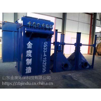 山东潍坊脉冲袋式除尘器厂家报价丨工业除尘设备上门安装