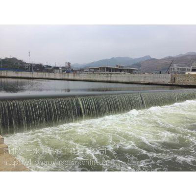 HYGB液压钢坝闸门 工业节水设备 加工定制 欢迎选购