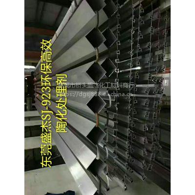 厂家直销东莞盛杰SJ-923环保纳米陶化剂