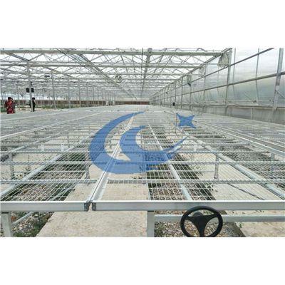 温室育苗床-苗床网丝径3mm+3mm和3mm+4mm的区别
