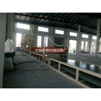 岩棉砂浆复合板设备生产线彤鼎造