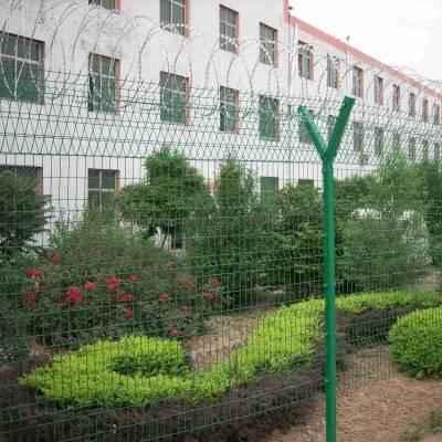 惠州防爬网厂 河源海关园区钢板网 东莞水源地围网 光伏安全网