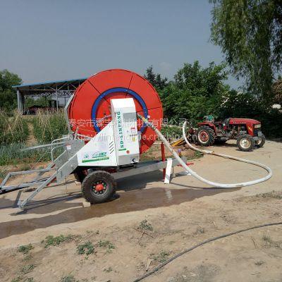 喷灌机自动浇地价格农业400米喷灌设备