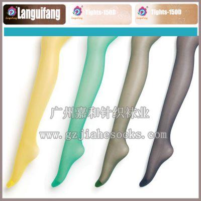 供应黑色丝袜,連褲襪,超薄透明絲襪 广东袜子丝袜加工厂
