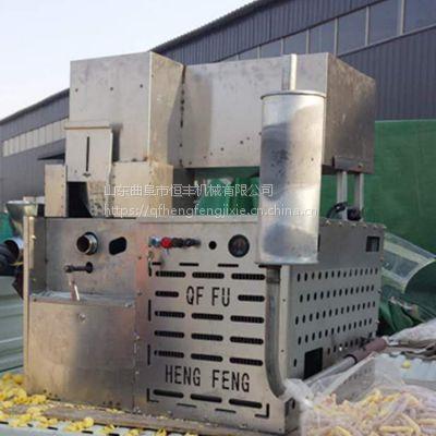 临沂玉米花机 四缸汽油杂粮膨化机 低噪音玉米大米膨化机