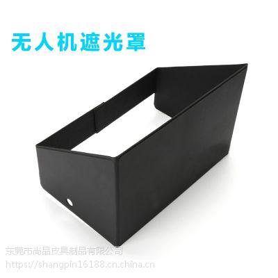 速卖通货源摄影摄像机遮光罩皮套防光晕遮阳配件保护盖广州工厂