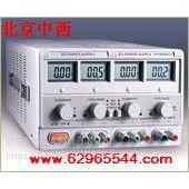 中西厂家实验室直流稳压电源(三路输出) 型号:HH28-M140918库号:M140918