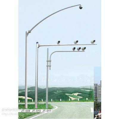 灯柱灯杆 保定利微交通信号灯杆