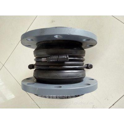 供应全国耐腐蚀橡胶软连接 橡胶接头 伸缩节