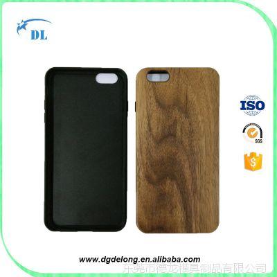爆款iPhone7PLUS木质手机壳苹果7竹木保护套防摔手机壳镭雕手机壳