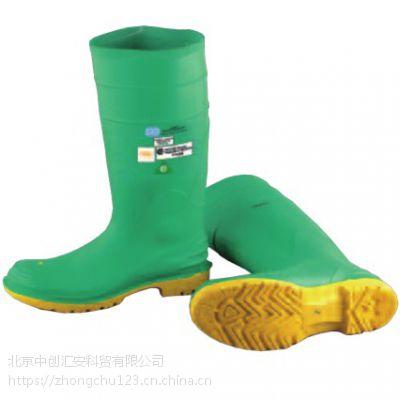 雷克兰HAZMAX防化靴 防酸碱腐蚀防砸雨鞋