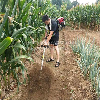 四冲程背负式除草机供应农场优质除草机