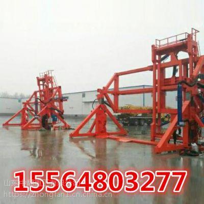 白城集装箱翻转设备鑫巨能厂家量大优惠