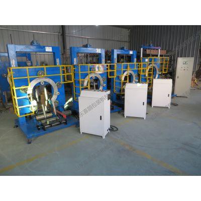 轮胎缠绕包装机 适合各种型号 包装美观 山东喜鹊包装机械