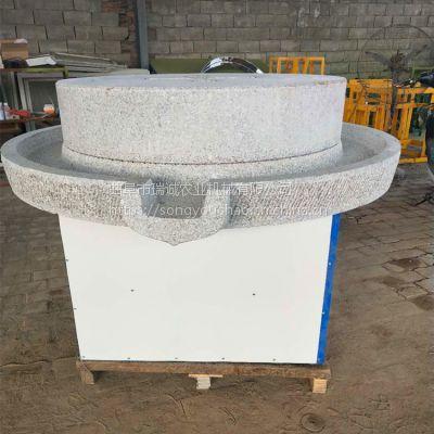 家用传统式豆浆石磨 粮食专用石磨机 电动磨浆机厂家批发零售