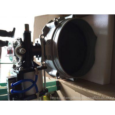 厂家供应郑州强力JS1000-JS1500搅拌站水泥称气动阀门