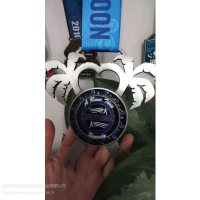 定做马拉松奖牌 定做运动会奖牌 深圳工厂
