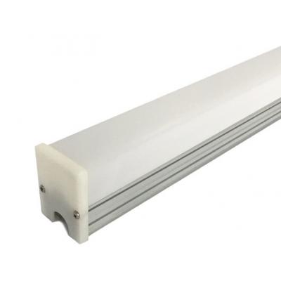 粤耀照明LED外控七彩护栏管 户外防雨水灌胶铝材 DMX512 护栏管