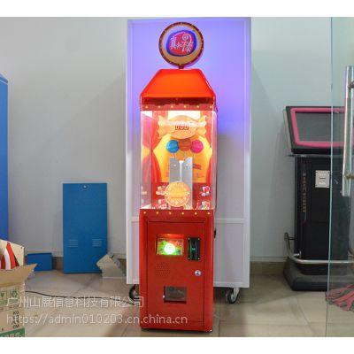 棒棒糖机厂家招商加盟场地吸金利器棒棒糖贩卖机