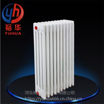 钢四柱暖气片柱式散热器内防腐 家用钢制柱暖气片