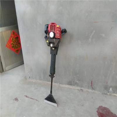 一个人好操作 的挖树机 润众 真正便携式的挖树机