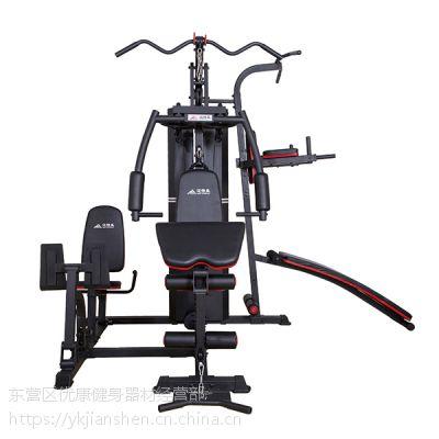 迈特森综合训练器 三人站家用商用组合健身器材MS632s