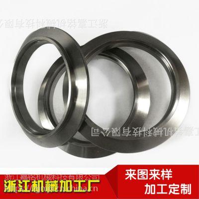 厂家供应不锈钢法兰304 不锈钢非标法兰 SCR尾气后处理法兰盘配件