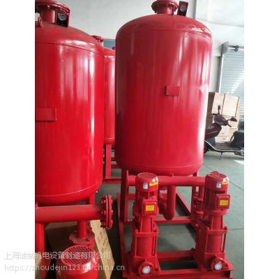 通州高层地下室 消防泵 系统消火栓泵XBD3.5/30-100L稳压泵 带3CF认证