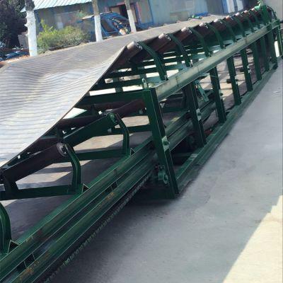矿山食品皮带输送机 兴亚传送带输送机定制