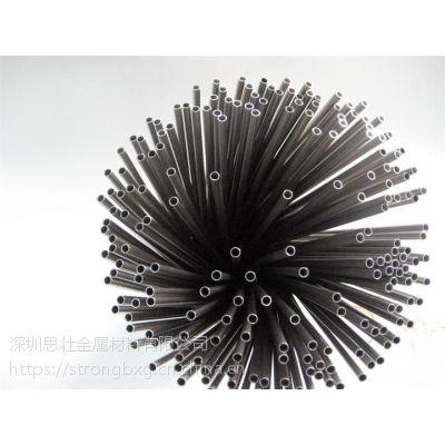供应不锈钢SUS316毛细管 薄壁精密小圆管 0.8/0.9/1.0MM
