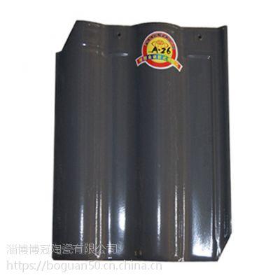 西式瓦欧式瓦-全瓷品质、超强抗冻,现代小区、工程建设、房产开发专用-山东淄博欧式瓦厂家