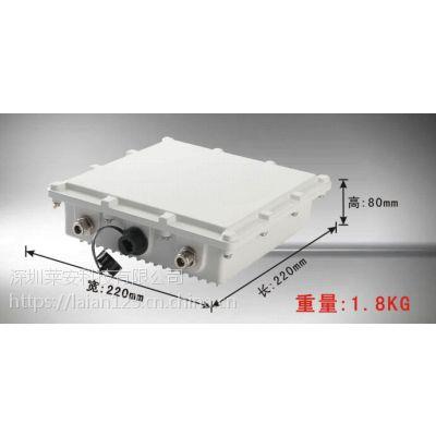 莱安5.8G800M工业级无线网桥 大功率远距离无线网桥ap生产厂家
